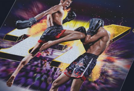 T1 Pro Fights® - Advertising