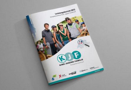 Kompetenzzentrum KJF - Leistungsbericht 2013