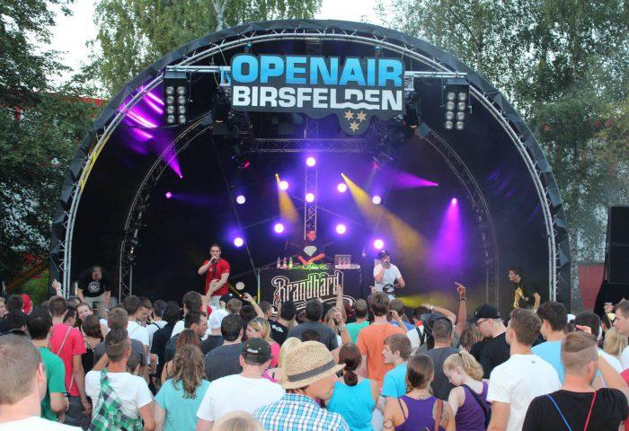 Openair Birsfelden - Impressionen