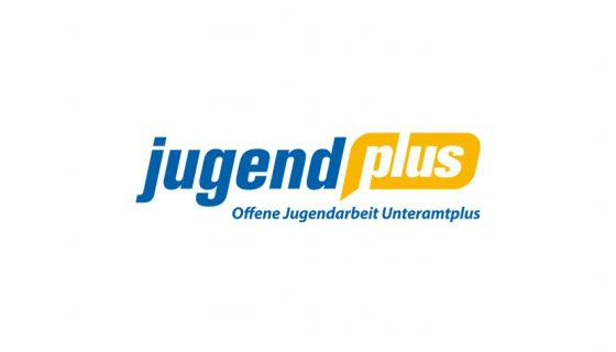 Jugendplus Unteramtplus - Logo- & Signetentwicklung