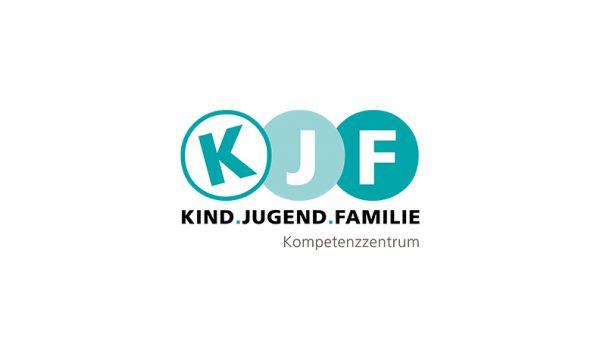 Kompetenzzentrum Kind, Jugend, Familie KJF - Logo- & Signetentwicklung
