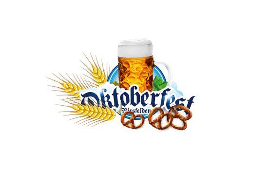 Oktoberfest Birsfelden - Logo- & Signetentwicklung