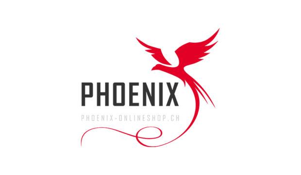 Phoenix - Logo- & Signetentwicklung
