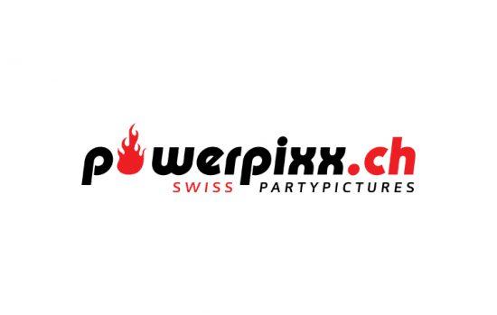 Powerpixx.ch - Logo- & Signetentwicklung