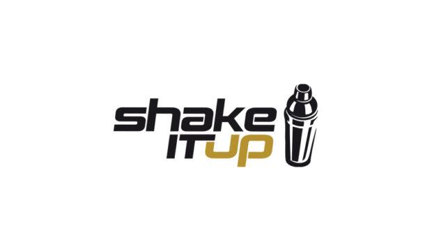 Shake It Up - Logo- & Signetentwicklung