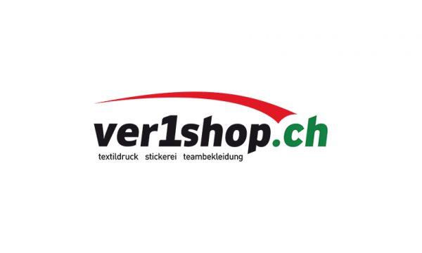Ver1Shop - Logo- & Signetentwicklung