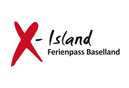 Ferienpass X-Island Baselland - Logo