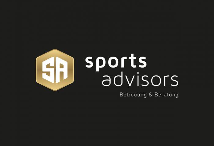 SportsAdvisors - Logo- & Signetentwicklung