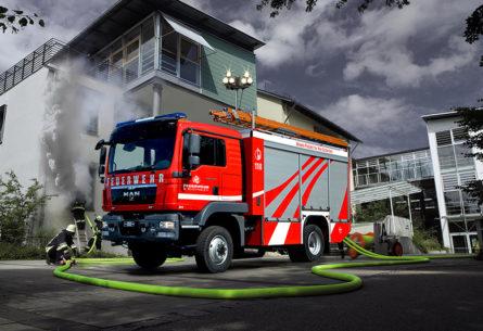 Feuerwehr Birwinken Advertising