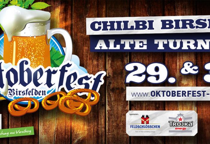 Oktoberfest Birsfelden 2017 - Timeline Cover