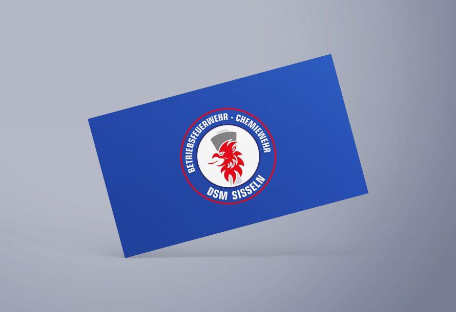 Feuer- & Chemiewehr DSM - Logo- & Signetentwicklung