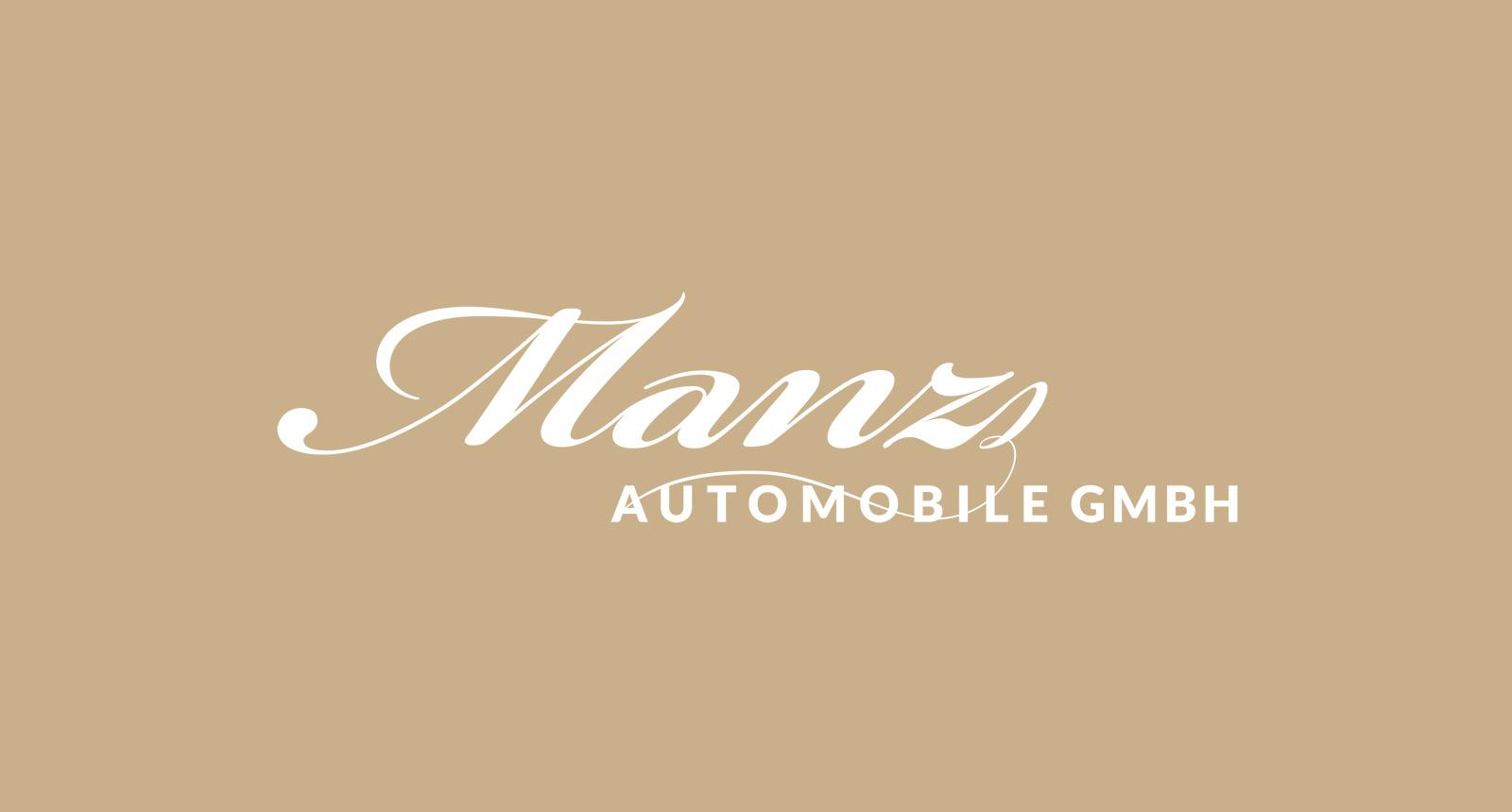 Manz Automobile GmbH - Logo- & Signetentwicklung