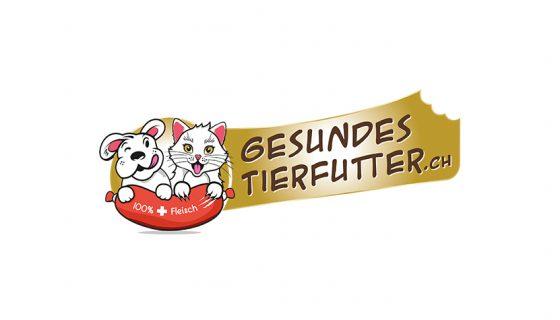 Gesundes Tierfutter - Logo- & Signetentwicklung