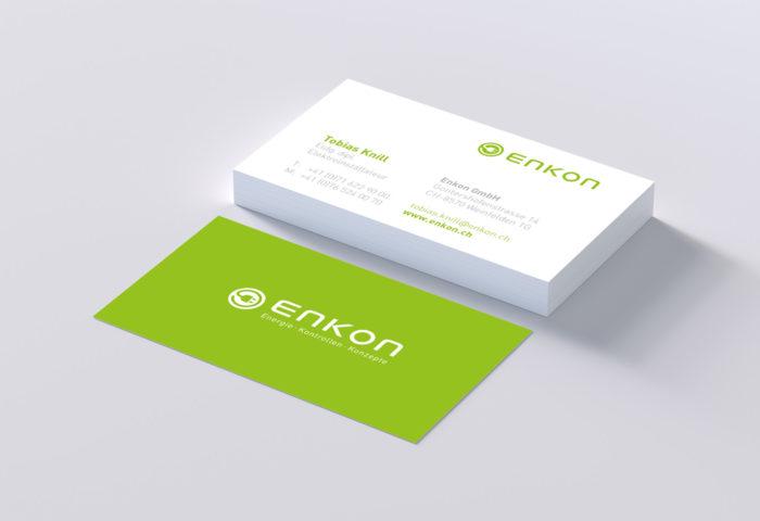 EnKon GmbH - Print Design