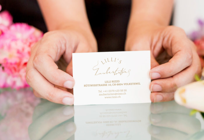 Lillis Zaubertorten - Print Design