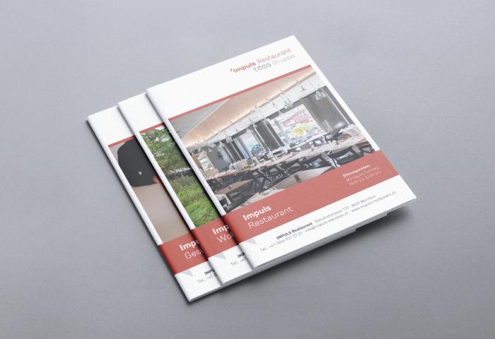 Impuls Wohnen mit Service - Print Design
